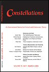 Restraining Imperial Hubris: The Ethical Bases of Realist International Relations Theory.